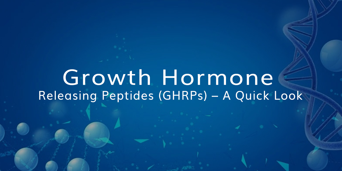 Growth Hormone Releasing Peptides