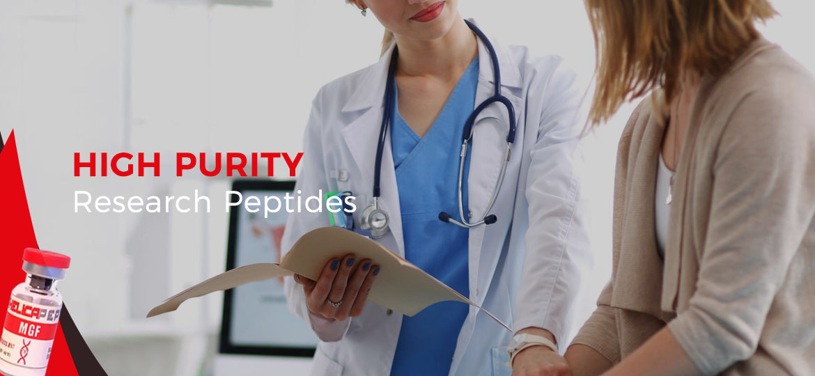 Shop Highly Purified Researched Protein and Peptides